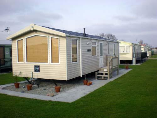 Own your own holiday home like this at Castaways, Ingoldmells, Lincolnshire